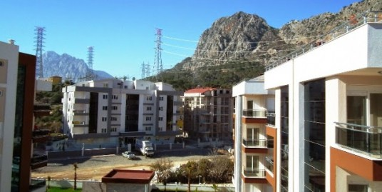 2BR+1Hall (Via Marisa) Flat in Antalya, Turkey For Sale