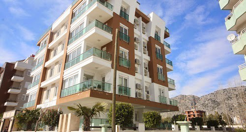 2BR+Hall Duplex (Gihan Compound) for Sale in Antalya, Turkey