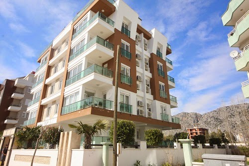 2BR+Hall Duplex (Gihan Compound) for Sale in Antalya, Turkey