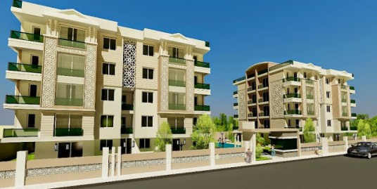 4BR+Hall, 4th Floor Duplex (La Vanta B Block) For Sale in Antalya, Turkey