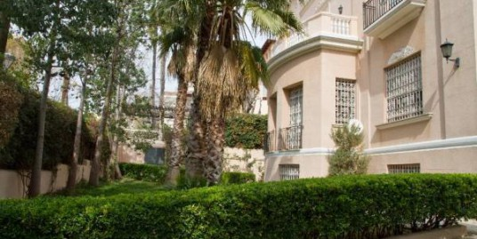 6 BR 3 storey house (Mansion) for sale in Pedralbes, Barcelona, Spain