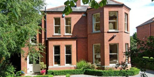 5 bedroom detached house for sale in Sunningwell, (7 Temple Gardens) Rathmines, Dublin 6, Ireland