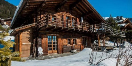 4 Bedroom Detached House (Chalet) for sale in Esserts, Verbier, Switzerland