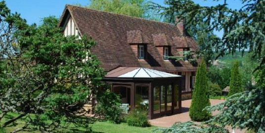 4 Bedroom Country House for sale in Vimoutiers, Orne, Normandy, France