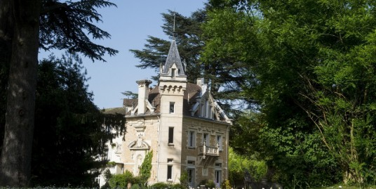 18th Century Castle for Sale in NIVOLAS-VERMELLE, 38300, France