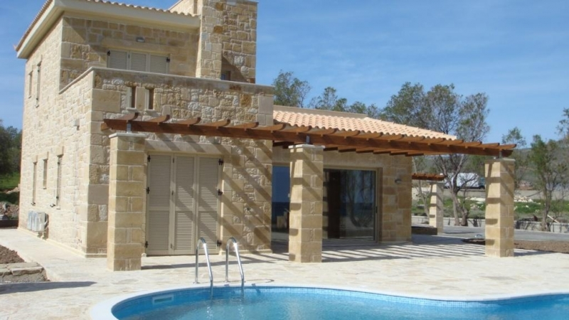 3 Bedroom Stone Villa for sale in Kissamos, Chania, Greece