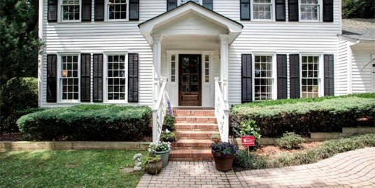 4 Bedroom Colonial House (Riverhill Home) for sale in 295 Green Oak Ridge, Marietta, Georgia, 30068, United States