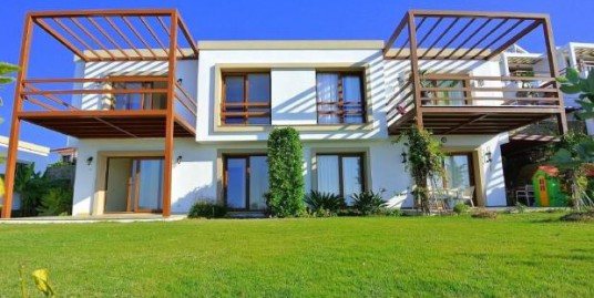 3 Bedroom Semi-Detached Villa for sale in Yalikavak Bodrum, Mugla, Turkey