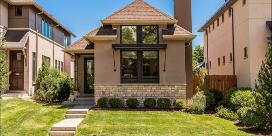 2 Bedroom House (Arcadia Properties) for sale in Washington Park, 220 South Pennsylvania St, Denver, Colorado, 80209, United States