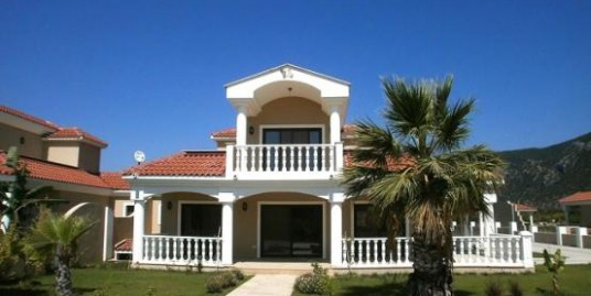 4 Bedroom Detached Villa (DALYAN CENTER) for sale in Dalyan, Ortaca , Mugla, Turkey